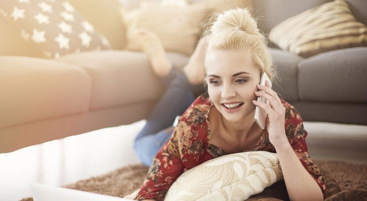 遠距離恋愛の電話での頻度
