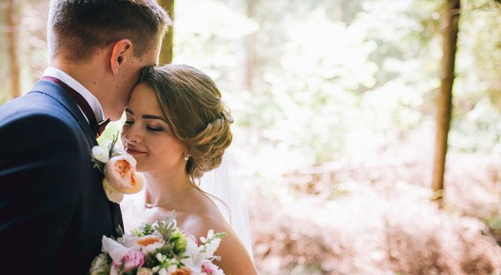 女性から一目惚れして結婚