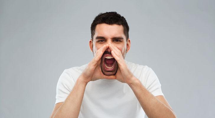 怒鳴る人の心理