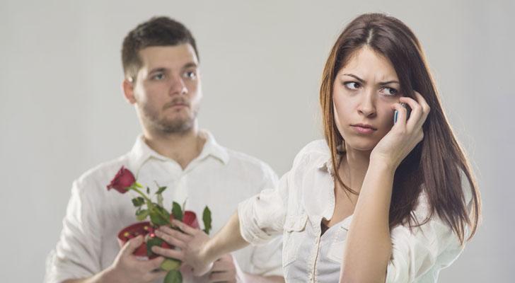 男嫌いになってしまった女性