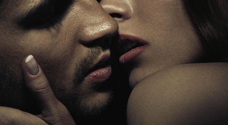 彼氏がキスを我慢できない
