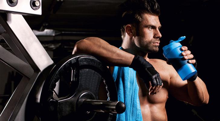 筋肉男子の魅力