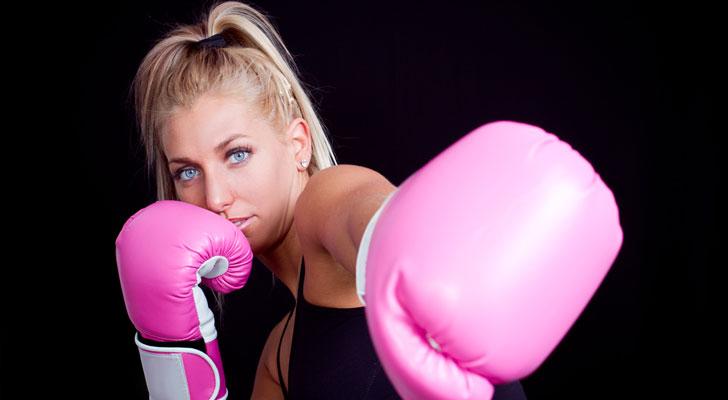 芯の強い女性