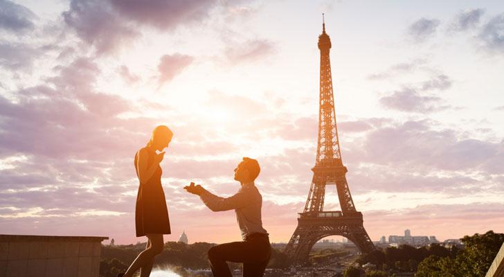 されたら嬉しいプロポーズのサプライズ