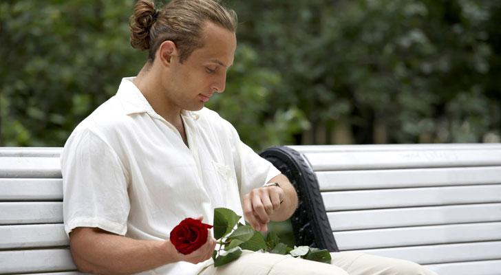 ロマンチストな男性
