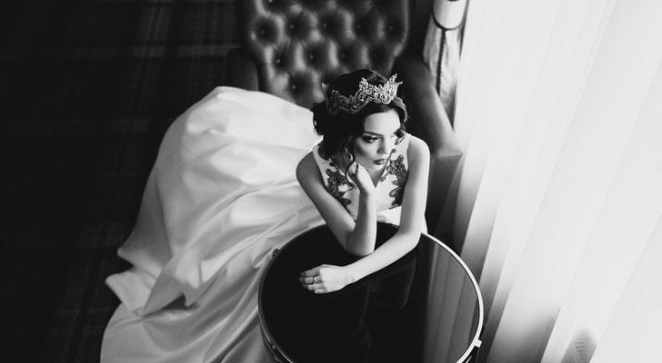 お姫様扱いされたい