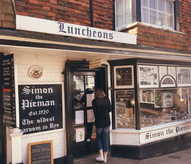 Simon the Pieman