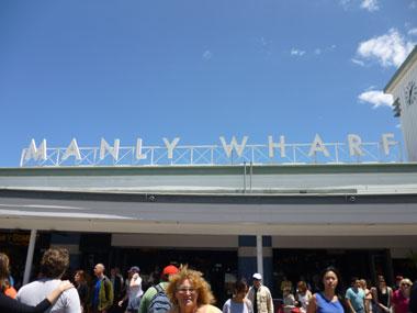 Manly Wharf