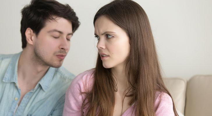彼氏とのキスが生理的に無理