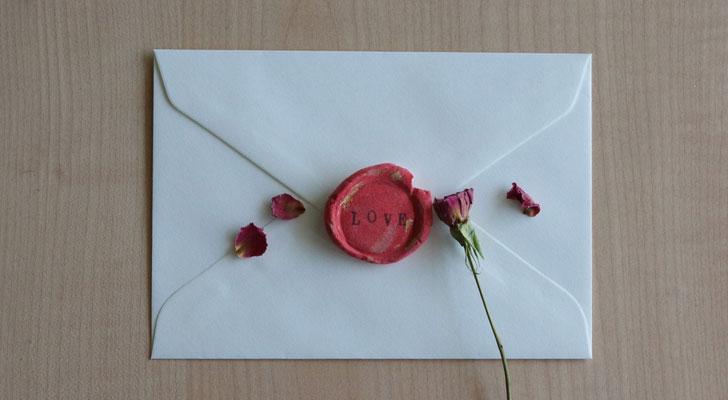 浮気相手から手紙