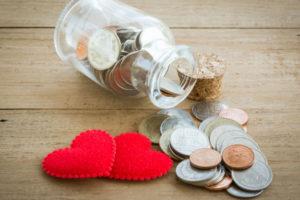 お金とハート
