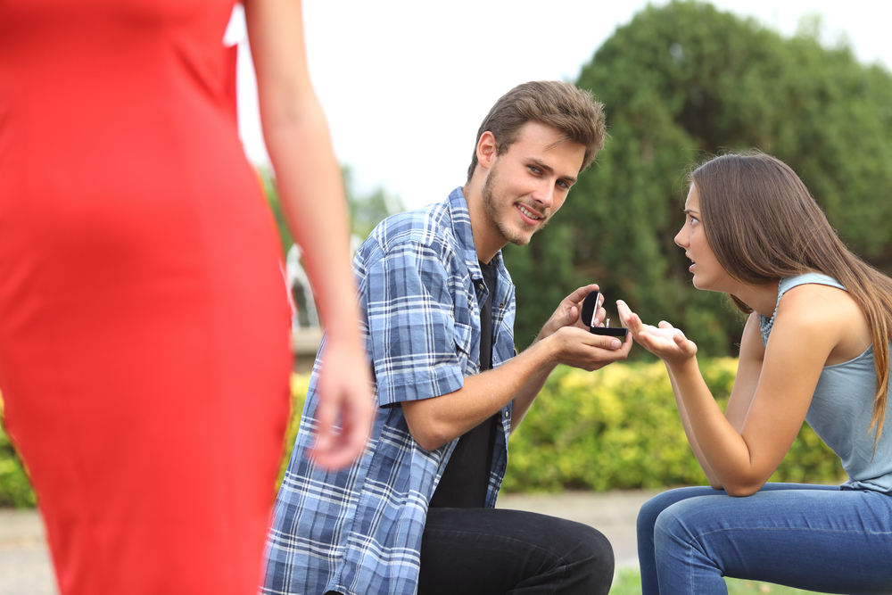 彼氏が他の人と結婚する夢