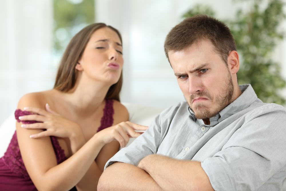 浮気がバレた時の謝り方