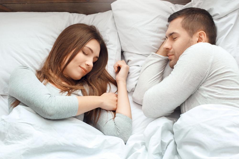 男友達が添い寝する心理