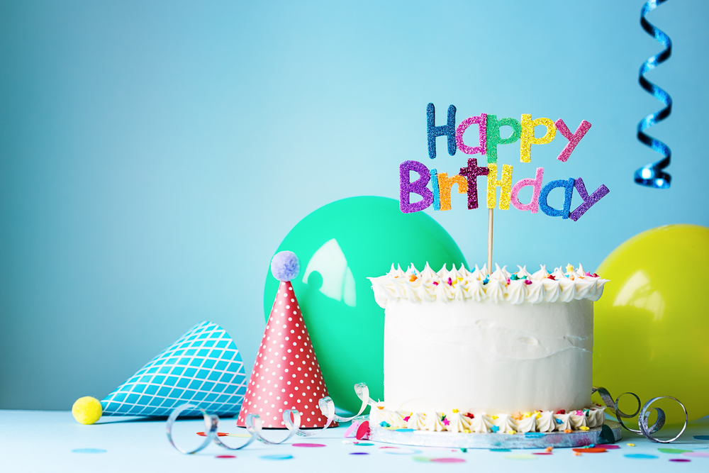 誕生日の夢