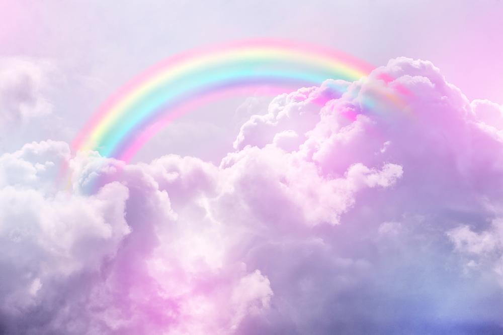 虹を見る夢