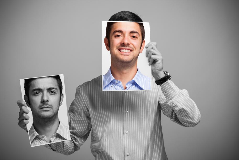 人によって態度を変える人
