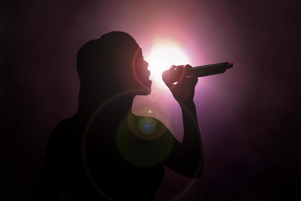 一人で歌う夢