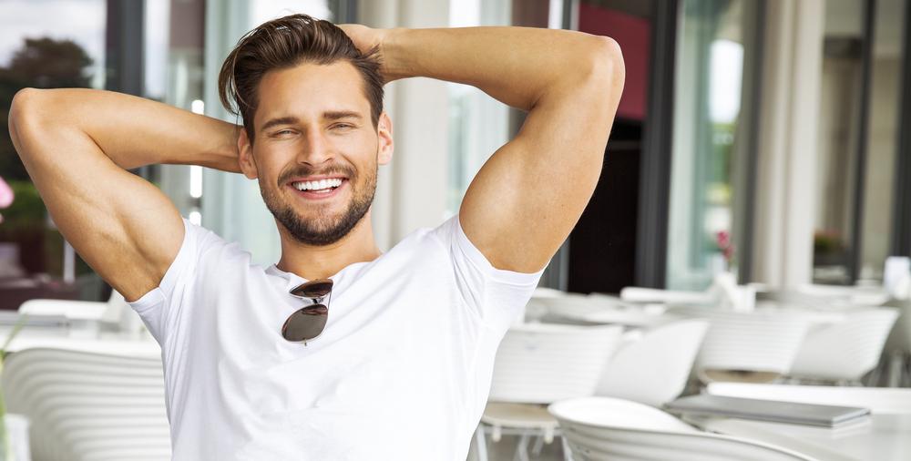 健康的な男性の特徴