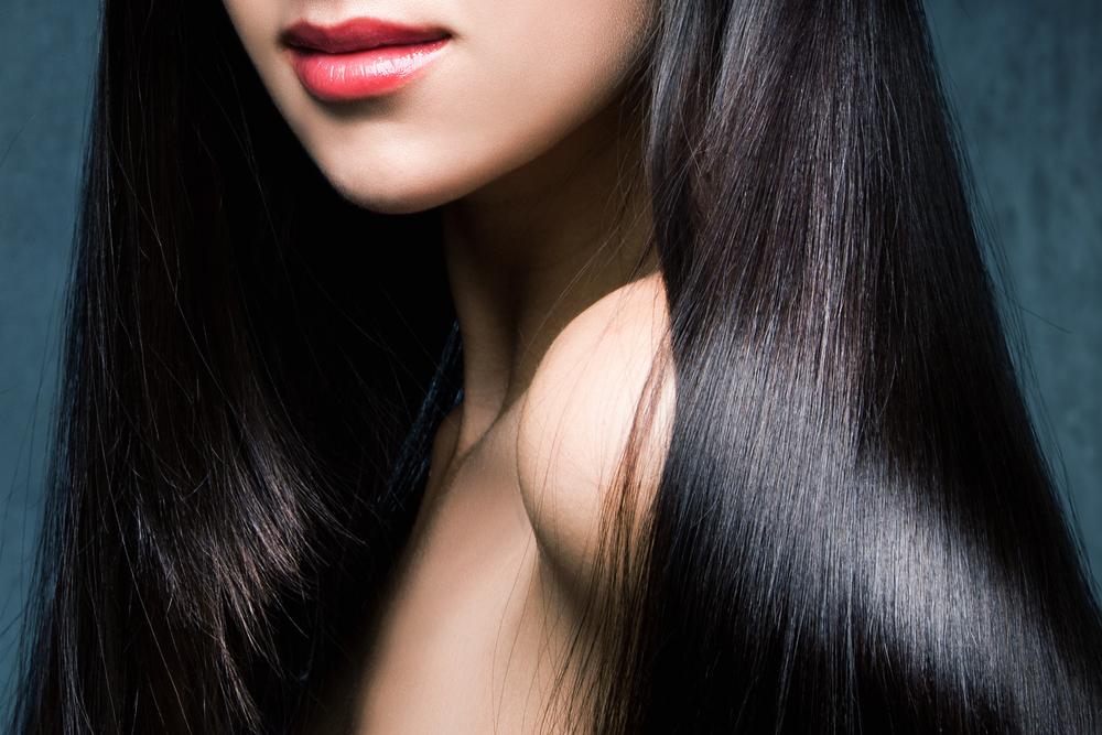 韓国人は黒髪が多い