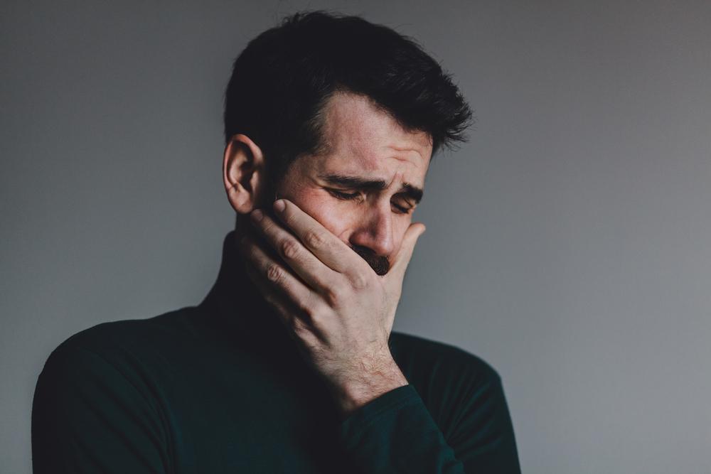 涙腺の弱い男