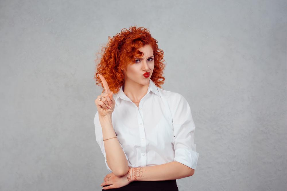 頑固な女性の特徴