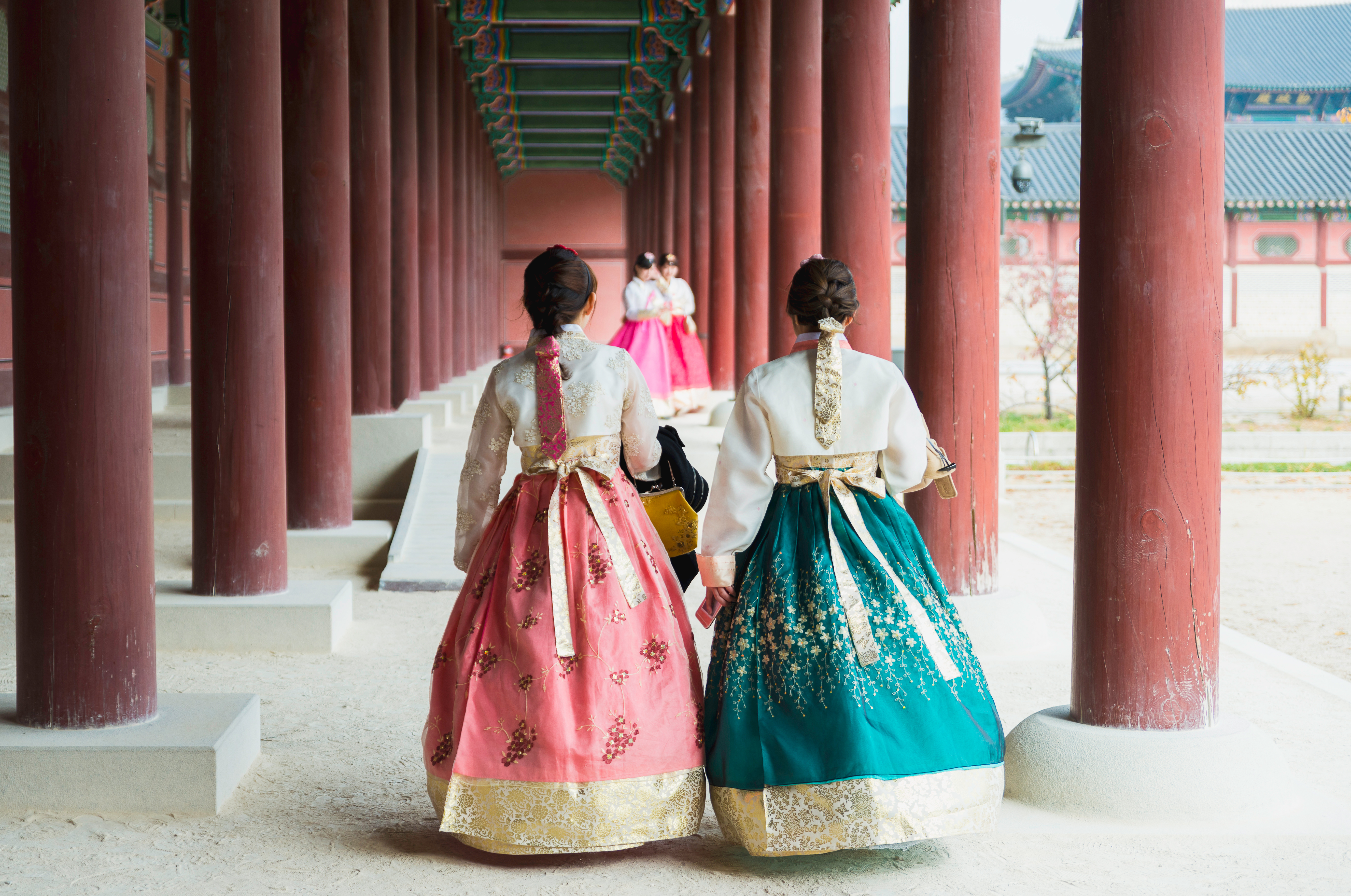韓国への旅行で日本人が間違う
