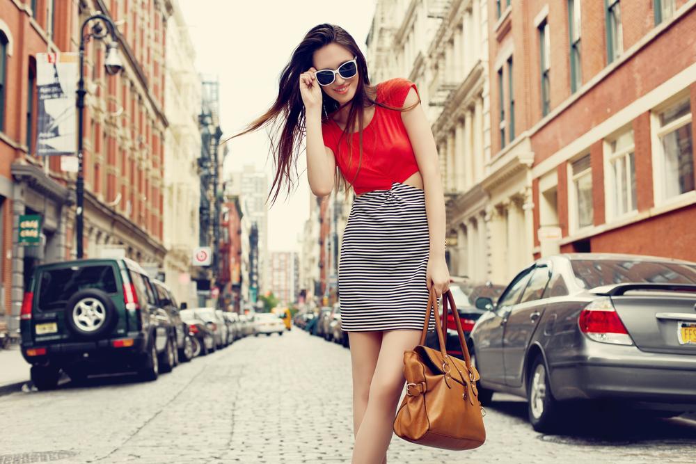スタイルが良い女性