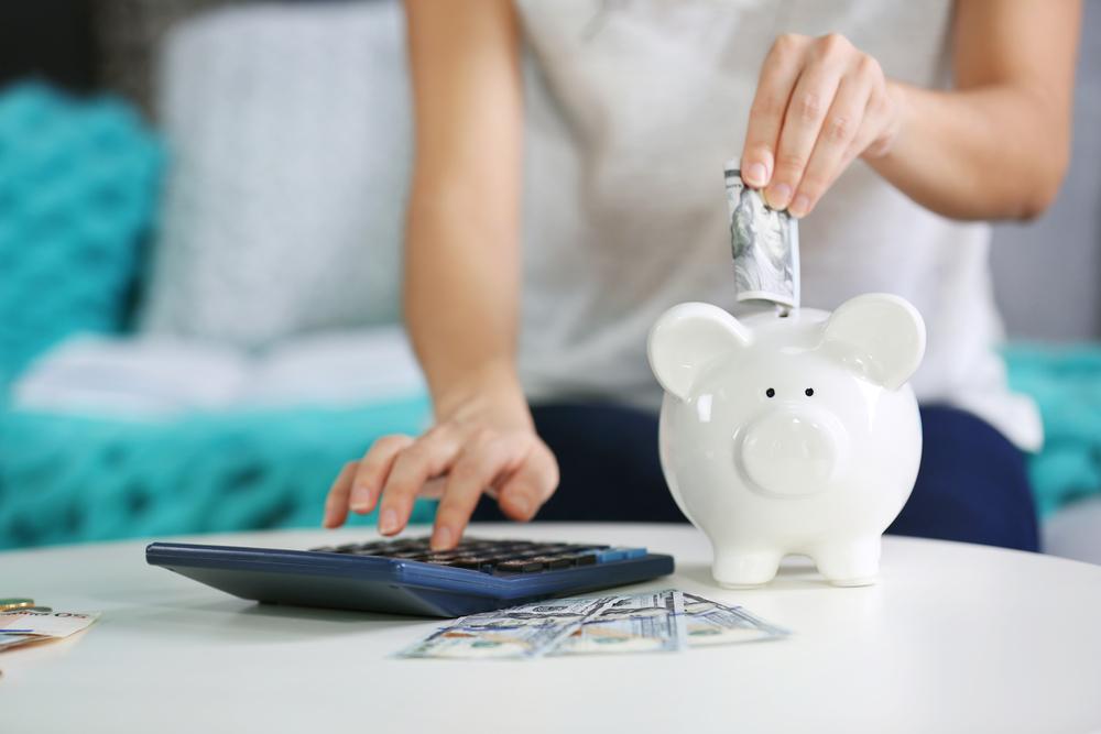 節約術で少額から貯金