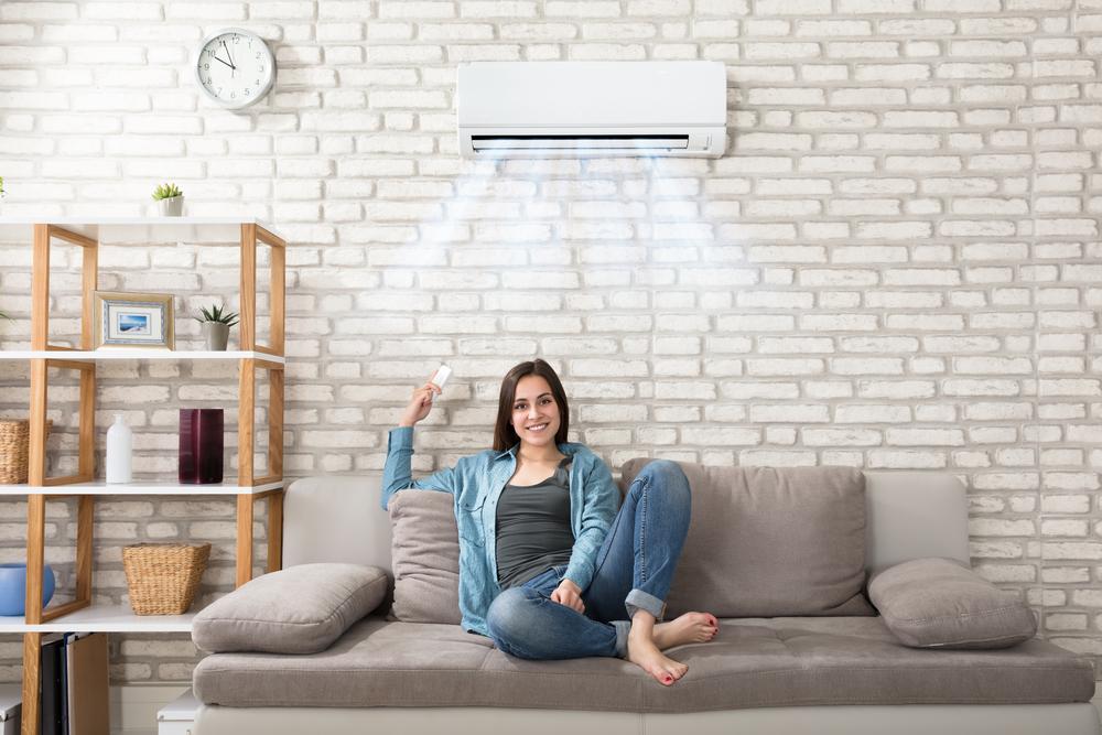 冷房の節約術