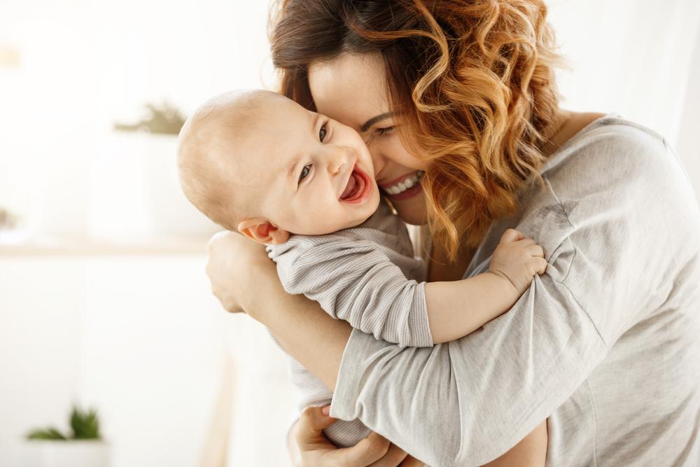 赤ちゃんに好かれる人