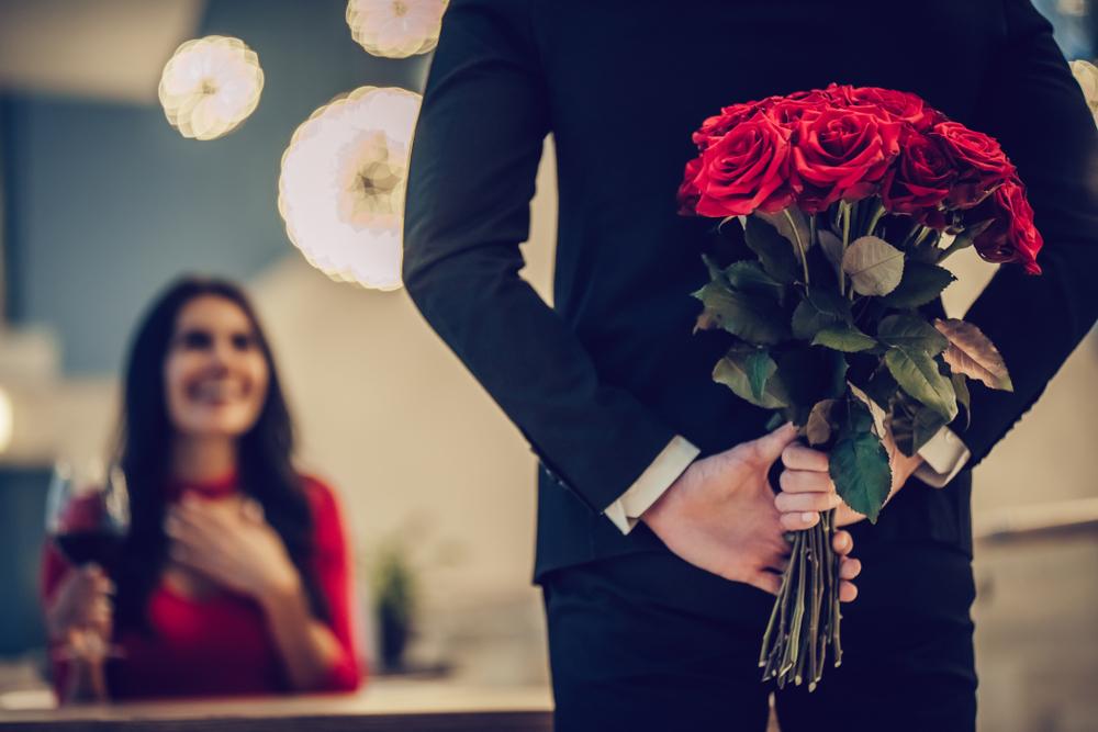 バレンタインデー男からの告白